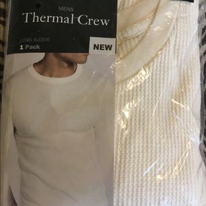 NWT JOE BOXER THERMAL CREW SZ 3XL